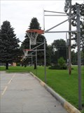 Image for Aurora Park Outdoor Basketball Court - Newton, Iowa