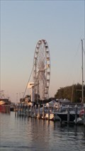 Image for The big Ferris Wheel - Rimini - ER - Italy
