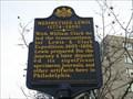 Image for Meriwether Lewis Philadelphia Historical Marker