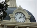 Image for Milam County Courthouse Clock - Cameron, TX