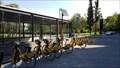 Image for Helsinki City Bikes station 020 - Kaisaniemenpuisto - Helsinki, Finland