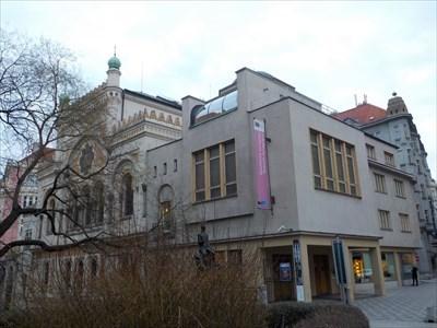 Spanelska synagoga - Prague - Czech