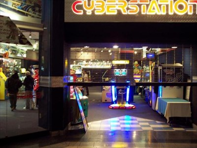 Cyberstation Carousel Center Mall Syracuse Ny Video