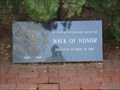 Image for College of Veterinary Medicine Walk of Honor bricks - OSU - Stillwater, OK