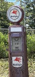 Image for Mobilgas Pump - Wilton, CT