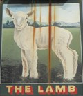 Image for The Lamb - Pub Sign - Dyfatty, Swansea, Wales