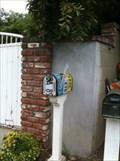 Image for Licence Plate Mailbox - San Juan Capistrano, CA