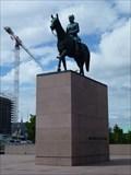 Image for Marsalkka Mannerheimin ratsastajapatsas - Helsinki, Finland