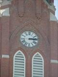 Image for St. Liborius Church Clock - St. Libory, Illinois