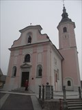 Image for City Church of Saint Ane  - Visnja Gora - Slovenia