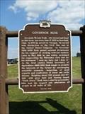 Image for Governor Rusk Historical Marker