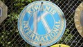 Image for Kiwanis sign - Laurinburg, NC