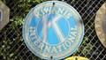 Image for Kiwanis sign - Laurinburg, NC