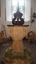 Image for Baptism Font - St Margaret of Antioch - South Elmham St Margaret, Suffolk