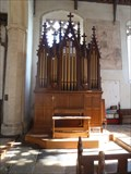 Image for Church Organ - St Agnes - Cawston, Norfolk