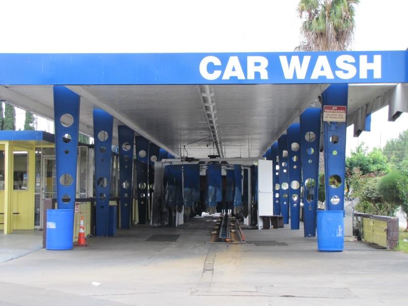 Green Lantern Car Wash The Works