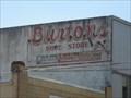 Image for Burton's Shoe Store - Oroville, CA