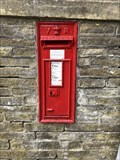 Image for Victorian Wall Post Box - Oxenhope, Keighley, Yorkshire, UK