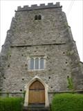 Image for Parish Church - Bell Tower - Llantrisant, Rhondda Cynon Taff, Wales.