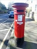 Image for Victorian Post Box - Ham Park Road, London, UK