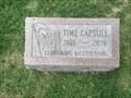 Image for Cedarburg, Wisconsin, Bicentennial Time Capsule