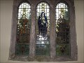 Image for The Windows of Belstone Church, North Dartmoor UK