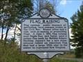 Image for Flag Raising