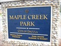 Image for Maple Creek Park - Dacula, GA