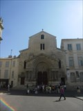 Image for Ancienne cathédrale Saint-Trophime d'Arles - Arles, France