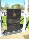 Image for AMVET Veterans Memorial - I-24 Rest Area, TN