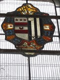 Image for Washington  Coat of  Arms - Fawsley- Northant's
