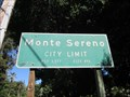 Image for Monte Sereno, CA - 496 Ft