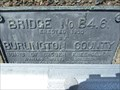 Image for Bridge No B4.61 - 1930 - Maple Shade, NJ
