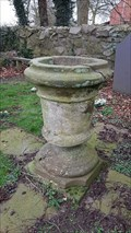 Image for Church Urn - St Nicholas - Knaptoft, Leicestershire