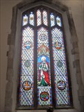 Image for Stained Glass Windows - St Andrew, Bridge Road, Great Ryburgh, Norfolk, NR21 0DZ