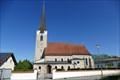 Image for Katholische Pfarrkirche St. Margaretha - Oberneukirchen, Lk Mühldorf am Inn, Bavaria, Germany