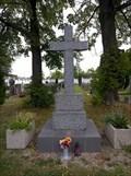 Image for Central Cross Otvice Cemetery, Czechia