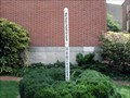 Image for Old First Reformed Peace Pole - Philadelphia, PA