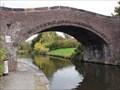 Image for Bates Bridge Over The Bridgewater Canal - Runcorn, UK