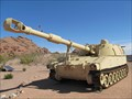 Image for M109A5 Self-Propelled Howitzer - Papago AAF, Phoenix, AZ
