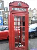 Image for Red Telephone Box - Jerningham Road, London, UK