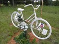 Image for Clyde Riggs Ghost Bike - Oklahoma City, Oklahoma
