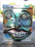 Image for REPAINTED: Twin Utility Boxes with Large Faces - San Jose, CA