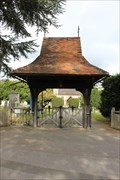 Image for St Nicholas Church Lychgate - Chislehurst, UK