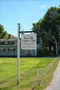 Image for Paris Hill Country Club - Paris ME