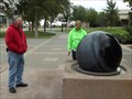 Image for Amarillo, TX: Spin the Giant Granite Sphere