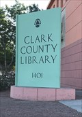 Image for Clark County Library - Las Vegas, NV