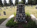 Image for Fairview Cemetery WWI Memorial - Lacombe, Alberta