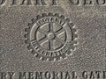 Image for Rotary Club Memorial Marker #2 - Muskegon, Michigan