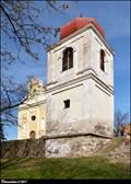 Image for Belfry at Church of St. Lawrence / Zvonice u kostela Sv. Vavrince - Církvice (Central Bohemia)